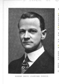 Robert Boyte Crawford Howell