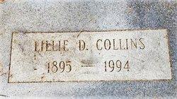 Lillie Mae <I>Dasher</I> Collins