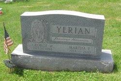 Martha <I>Fouty</I> Yerian