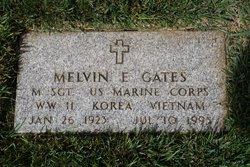 Melvin E Gates