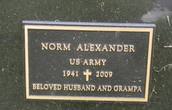"""Francis Lowell """"Norm"""" Alexander"""