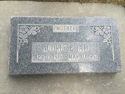 Audrey E <I>Robinson</I> Tate