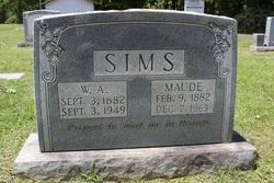 W. A. Sims