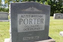 Azzie <I>William</I> Porter