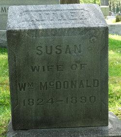 Susan <I>Curry</I> McDonald