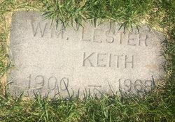 William Lester Keith