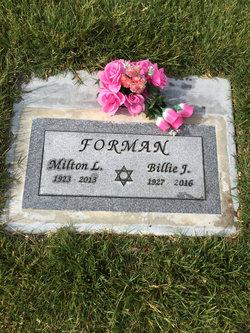 Milton Lawrence Forman