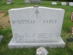 Katherine McGettigan