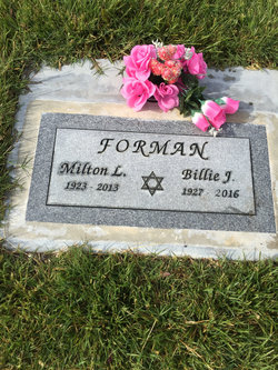 Billie June Forman