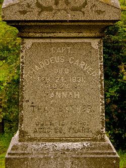 Thaddeus Carver