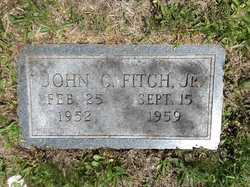 John Cecil Fitch Jr.