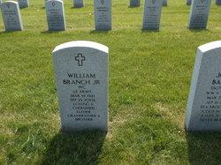 William Branch, Jr