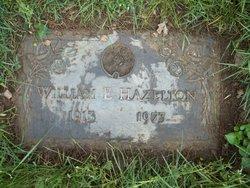William Ellis Hazelton