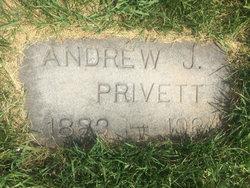 Andrew Jackson Privett