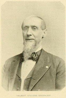 Halbert Stevens Greenleaf