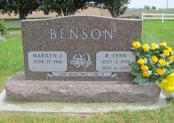 Richard Lynn Benson
