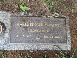Ella Marie <I>Finger</I> Bryant
