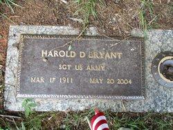 Harold Davis Bryant