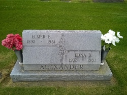 Edna Blanche <I>Harrison</I> Alexander