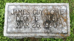 James Guy Lowe