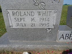 Roland Whit Abernathy