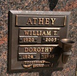 Dorothy <I>McDowell</I> Athey