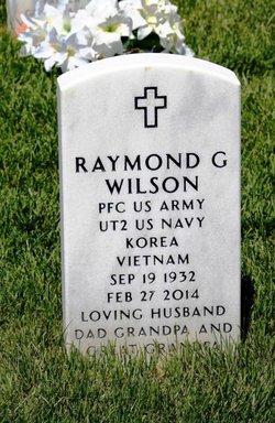 Raymond G Wilson
