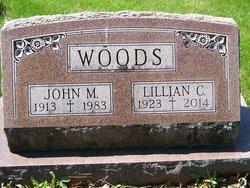 Lillian Margretta <I>Cronin</I> Woods
