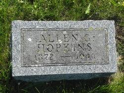 Allen G Hopkins