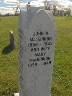John Archibald MacKinnon