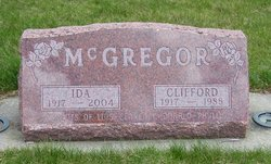 Ida Mae <I>Eden</I> McGregor