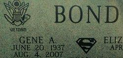 Gene Arthur Bond
