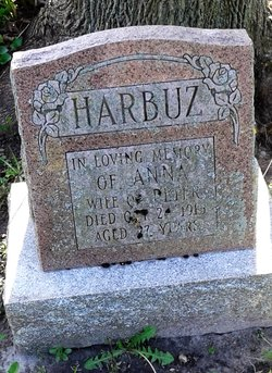 Anna <I>Szdlowska</I> Harbuz