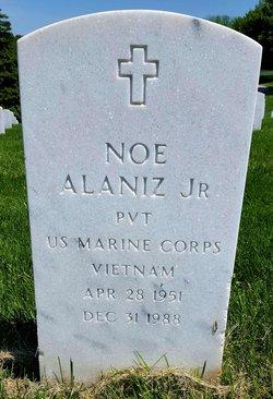 Noe Alaniz, Jr