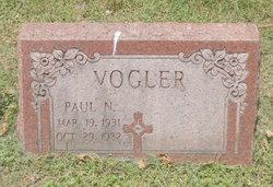 Paul Norbert Vogler