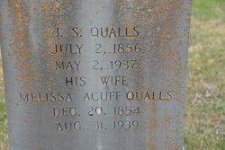 Mary Melissa <I>Acuff</I> Qualls