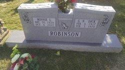 "General N ""Dick"" Robinson"