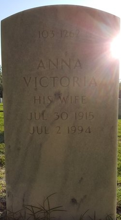 Anna Victoria <I>Musser</I> Geesey