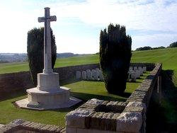 Wavans British Cemetery