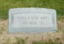 Mabel <I>Kuhl</I> Bartz