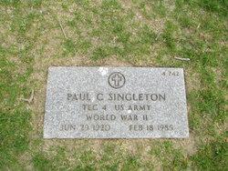Paul C Singleton