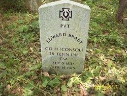 Pvt Edward Patrick Brady