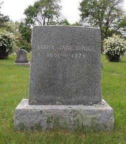 Mary Jane Bruce