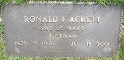 Ronald Floyd Ackett