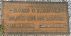 Mildred O. Beauford