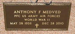 Anthony F Medved