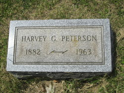 Harvey George Peterson