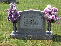 Marjorie Agnes <I>Conley</I> Blake
