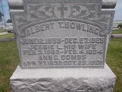 Albert Thornton Bowling