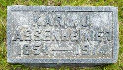 "Karl Julius ""Charles"" Assenheimer"